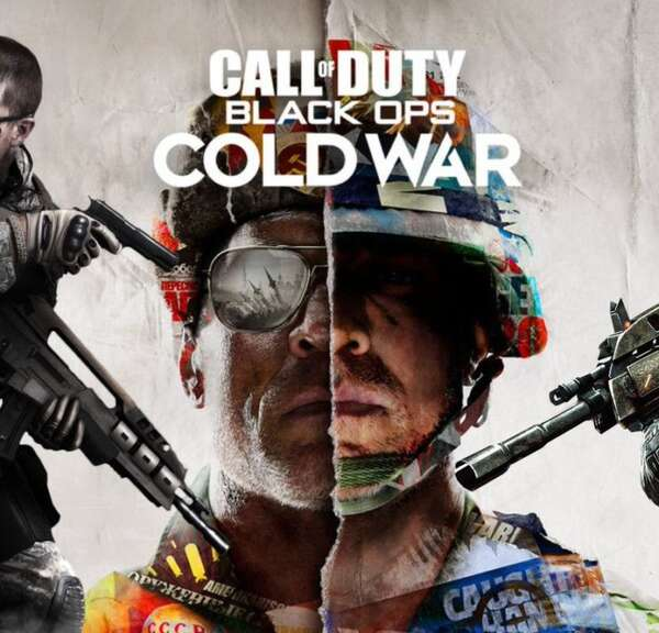 اکانت ظرفیت سوم Call of Duty: Black Ops Cold War - Standard Edition