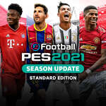 اکانت ظرفیت سوم eFootball PES 2021 SEASON UPDATE STANDARD EDITION thumb 1