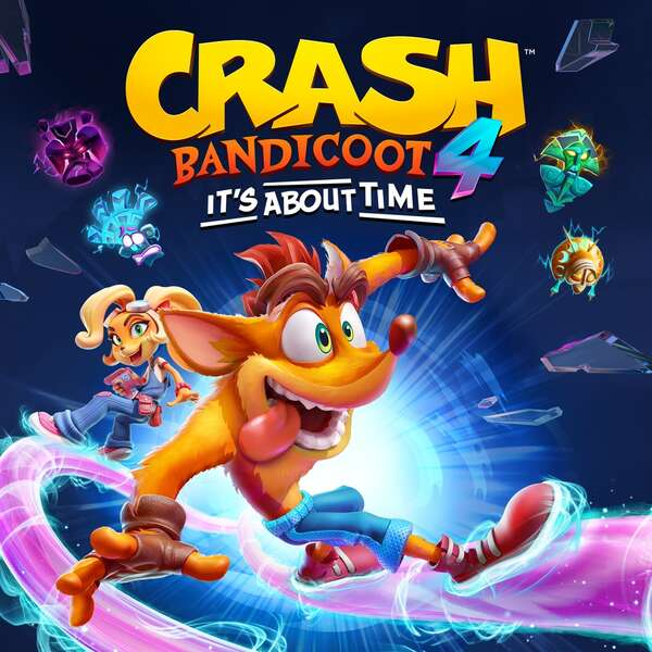 اکانت ظرفیت دوم Crash Bandicoot 4: It's About Time