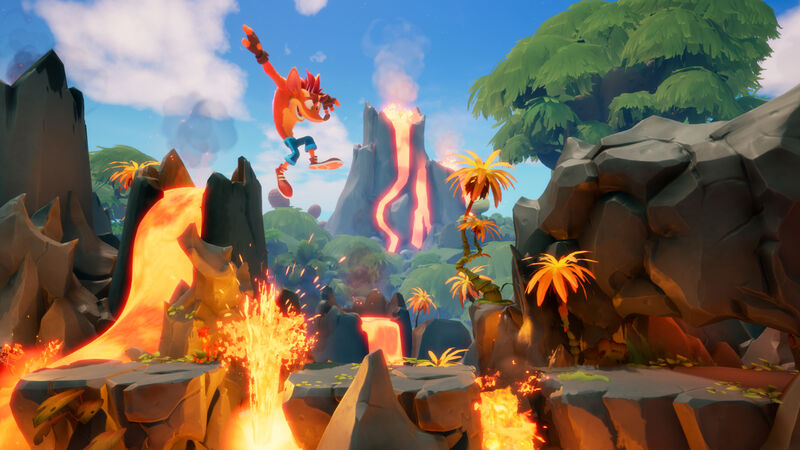 اکانت ظرفیت دوم Crash Bandicoot 4: It's About Time gallery4