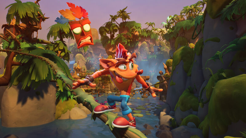 اکانت ظرفیت دوم Crash Bandicoot 4: It's About Time gallery10