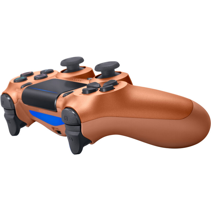 دسته اصلی DualShock 4 Copper New Series مسی gallery3