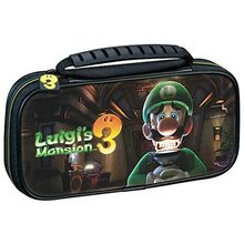کیف محافظ Nintendo Switch Lite Travel Deluxe Case - Luigi's Mansion Edition مخصوص نینتندو سوییچ لایت gallery0