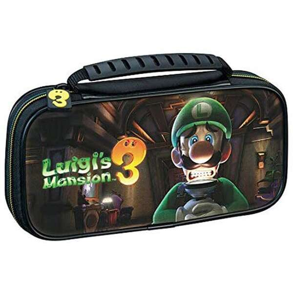 کیف محافظ Nintendo Switch Lite Travel Deluxe Case - Luigi's Mansion Edition مخصوص نینتندو سوییچ لایت