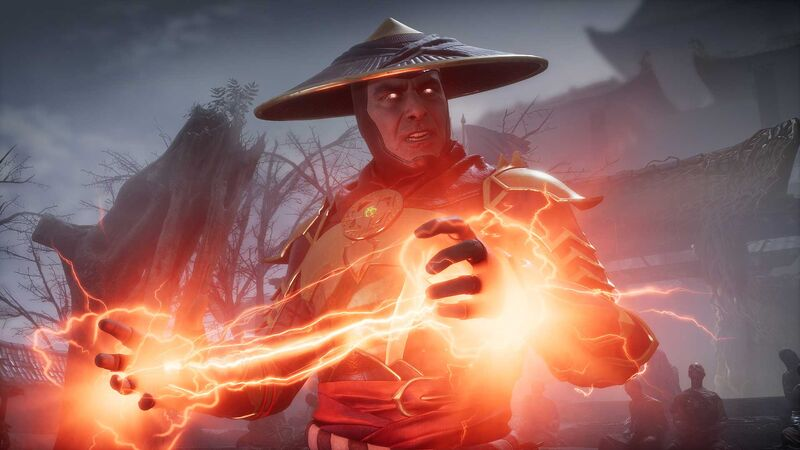 اکانت ظرفیت اول Mortal Kombat 11 Ultimate PS4 & PS5 برای PS5 gallery1