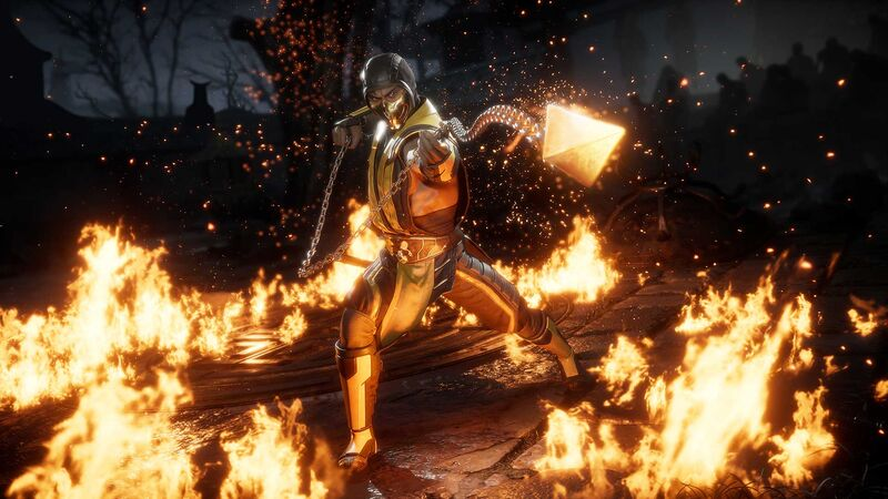اکانت ظرفیت اول Mortal Kombat 11 Ultimate PS4 & PS5 برای PS5 gallery2