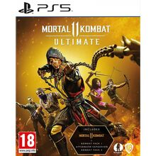 اکانت ظرفیت دوم Mortal Kombat 11 Ultimate PS4 & PS5 برای PS5 gallery0