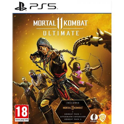 اکانت کامل Mortal Kombat 11 Ultimate PS4 & PS5 برای PS5