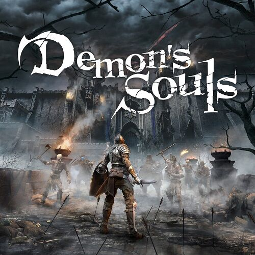 اکانت کامل Demon's Souls برای PS5