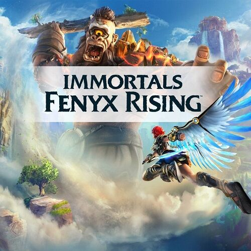 اکانت کامل Immortals Fenyx Rising برای XBOX One