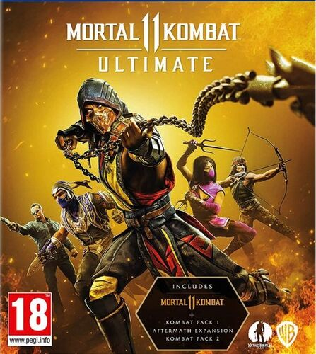 اکانت کامل Mortal Kombat 11 Ultimate برای XBOX One