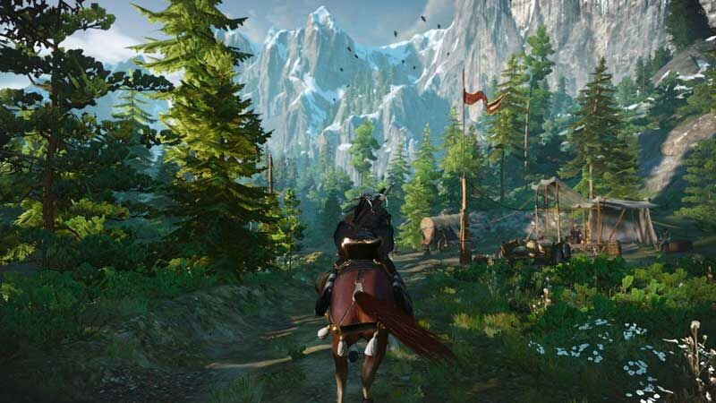 اکانت ظرفیت اول The Witcher 3: Wild Hunt – Complete Edition gallery1