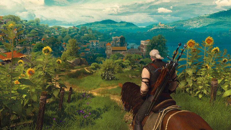 اکانت ظرفیت اول The Witcher 3: Wild Hunt – Complete Edition gallery3