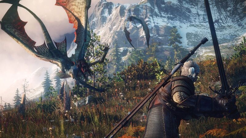 اکانت ظرفیت اول The Witcher 3: Wild Hunt – Complete Edition gallery7