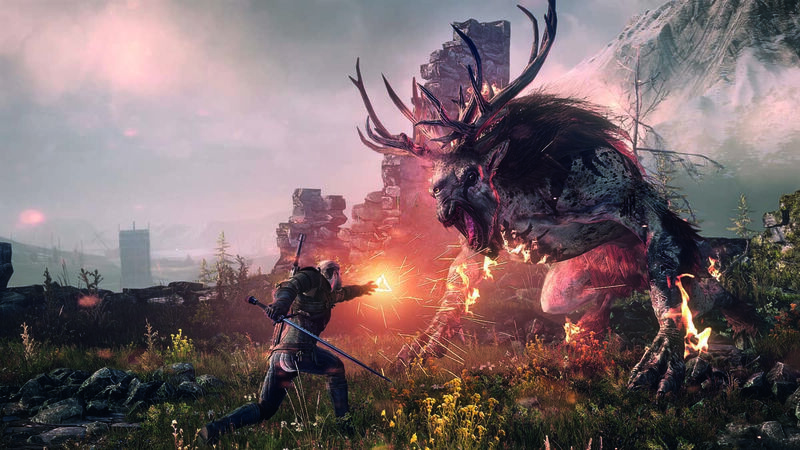 اکانت ظرفیت اول The Witcher 3: Wild Hunt – Complete Edition gallery10