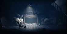 اکانت ظرفیت سه Little Nightmares II PS4 & PS5 برای PS4 gallery6