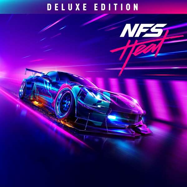 اکانت ظرفیت دوم Need for Speed Heat Deluxe Edition برای PS5