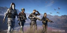 اکانت ظرفیت سوم Tom Clancy's Ghost Recon Wildlands Standard Edition برای PS5 gallery2