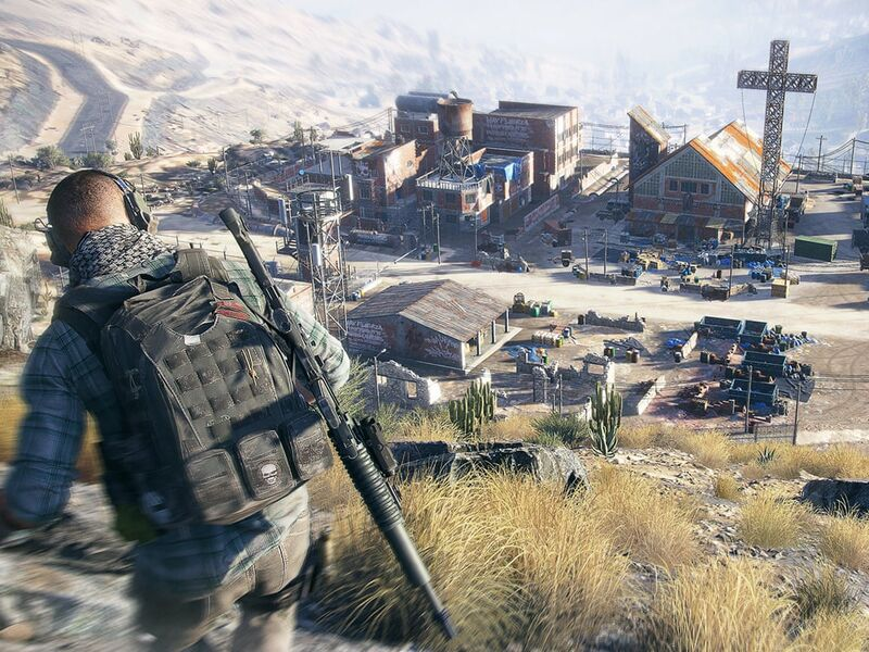 اکانت ظرفیت سوم Tom Clancy's Ghost Recon Wildlands Standard Edition برای PS5 gallery4