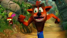 اکانت ظرفیت سوم Crash Bandicoot N. Sane Trilogy برای PS4 gallery2