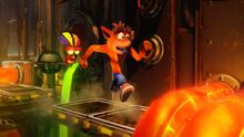 اکانت ظرفیت سوم Crash Bandicoot N. Sane Trilogy برای PS4 gallery3