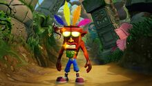 اکانت ظرفیت سوم Crash Bandicoot N. Sane Trilogy برای PS4 gallery4
