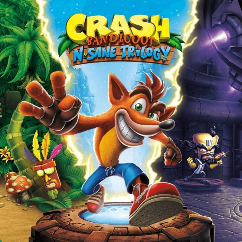 اکانت ظرفیت دوم Crash Bandicoot N. Sane Trilogy برای PS5 gallery0