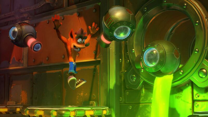 اکانت ظرفیت دوم Crash Bandicoot N. Sane Trilogy برای PS5 gallery1