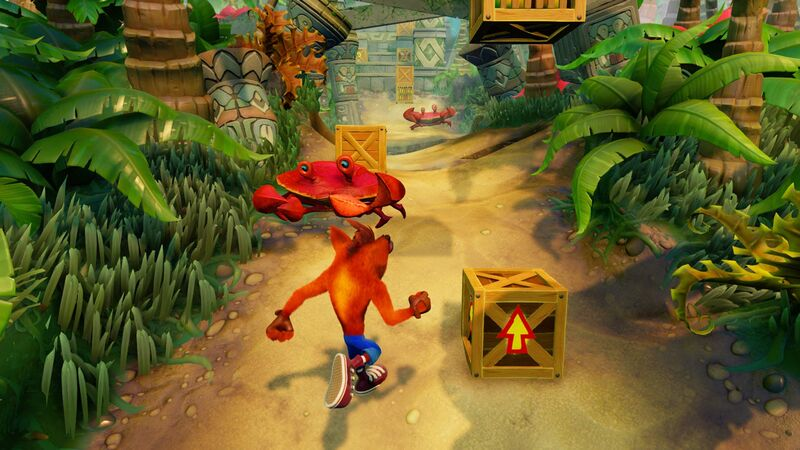 اکانت ظرفیت دوم Crash Bandicoot N. Sane Trilogy برای PS5 gallery6