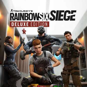 اکانت ظرفیت دوم Tom Clancy's Rainbow Six Siege Deluxe Edition برای PS4